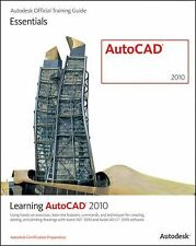 Learning AutoCAD 2010 and AutoCAD LT 2010 by Autodesk Official Training Guide...