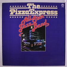 PIZZA EXPRESS: The Pizza Express All Star Jazz Band LP Jazz