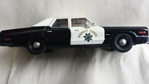 Corgi US06005 Dodge Monaco California Highway Patrol 1:43