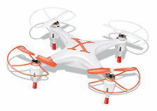 2.4GHz Radio Controlled RC QX-827 4 Channel Mini Quadcopter - Orange Green