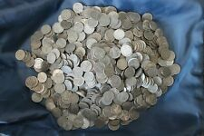 1000 1943 P D S Mixed Lot of Lincoln Steel Cents