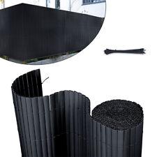 Sichtschutzmatte PVC Sichtschutzzaun Windschutz Balkon Sichtschutzzaun Verstärkt