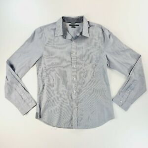 FRENCH CONNECTION Mens Long Sleeve Dress Shirt Size Large