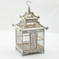 Shabby Chic Birdcage Ornamental Chinese Style Table Planner Centrepiece 65cm