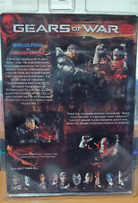 Gears of War Marcus Fenix & Locust Drone Action Figure 2-Pack by NECA