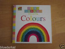 PLAY SCHOOL - COME AND PLAY - COLOURS *NEW*