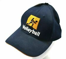 Athens Olympics 2004 Volleyball Navy Blue Ballcap Hat AOHNA Adult Adjustable