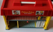 Fisher Price Little People #931 Play Family Children's Hospital Building Only