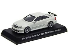 Mercedes-Benz CLK DTM AMG Street Version White C209 2005 Kyosho 1/64 Car Model
