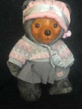 SIGNED RAIKES DAISY 1986 ED 3 Glamour Bears of the 1920