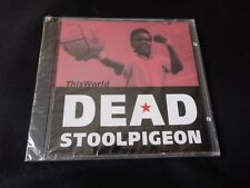Dead Stool Pigeon - This World (SEALED NEW CD 1995) DEAD STOOLPIGEON