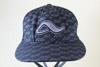 Adio Footwear Skate Board Hat Baseball Cap Fitted Size XS Flexfit