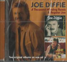 Joe Diffie - A Thousand Winding Roads & Regular Joe  CD NEW / SEALED