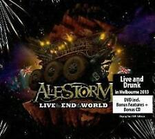 Alestorm - Live At The End Of The World (NEW CD+DVD)