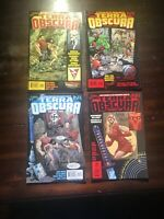 Pre-owned ~ Terra Obscura Volume 2 America's Best Comics Lot of 4 (Issues #1 - 4