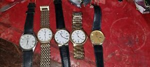 Seiko Watch Job Lot