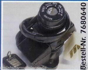 KAWASAKI GPZ 550 Unitrak - Contacteur à clé neiman - 7680640