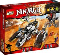LEGO® NINJAGO 70595 Ultra-Tarnkappen-Fahrzeug - NEU / OVP