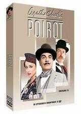 HERCULE POIROT SAISON 5 DVD PAR AGATHA CHRISTIE NEUF