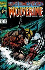 Marvel Comics - Wolverine, Ghost Rider, Puck, & Spider-Man No. 99 1992