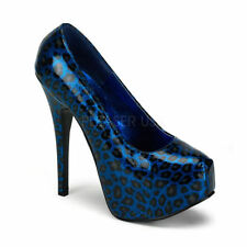 Party Animal Print Platforms & Wedges Heels for Women