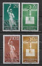 SPANISH GUINEA , SPAIN , 1958 , CATHOLIC MISSIONS ,  SET OF 4 , PERF , MNH