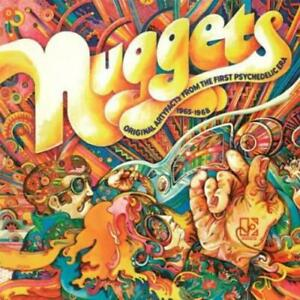 NUGGETS: Original Artyfacts From The First Psychedelic Era 1965-1968 - Vinyl LP