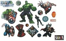 Tattoos SHIHAN-'hulk' Tattoos Movie Superheroes Union Child Flash Tattoo Sticker