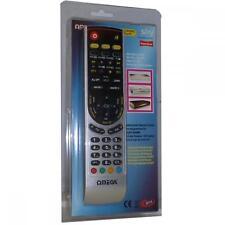 OMEGA 23113 facile da usare sostituzione Universal Remote Control ARGENTO-NUOVA