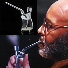 Shisha Hookah Water Tobacco Smoking Pipe Bong Double Filter Cigarette Holder