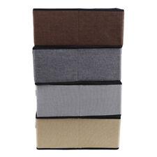 Multicolor Chest Storage Box New Washable Multifunctional Folding Organiser S3