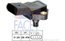FACET Sensor, presión de sobrealimentación VOLKSWAGEN GOLF AUDI A4 10.3083