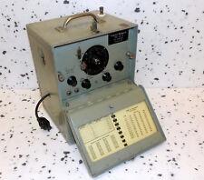 Radio Frequenz - Messgerat FMG-221-Q 125 - 20000kHz - RARITY -