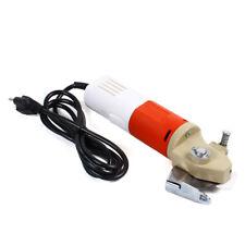 110V 65Mm Electric Fabric Cutter Rotary Blade Round Scissors Cutting Machine