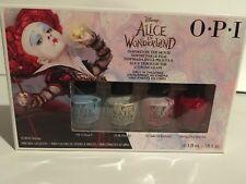 OPI Alice in Wonderland 4pc Mini Nail Polish Set *Buy 1 Get 1 FREE*