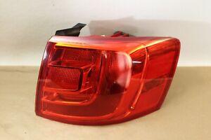 2011-14 Volkswagen Jetta Passenger Right Tail Light Quarter Mounted OEM Tested