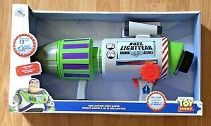 Disney Pixar Toy Story Buzz Lightyear Exclusive Water Blaster New