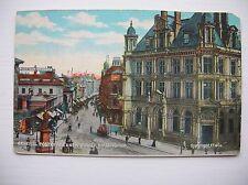 Birmingham, General Post Office & New Street.