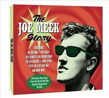 Joe Meek Story by Various Artists (CD, Feb-2012, 2 Discs, Not Now Music)