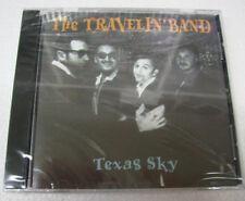 TRAVELIN' BAND - TEXAS SKY - CD SIGILLATO - BLUES REGGIO EMILIA