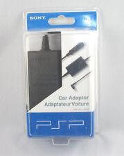 USA Seller: NEW OFFICIAL SONY PSP-180 PSP CAR Charger Cord Plug 10 feet 12V 24V