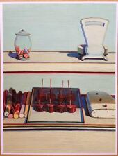 Wayne Thiebaud - Candy Counter '69
