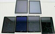Mixed Apple iPad Lot (6)