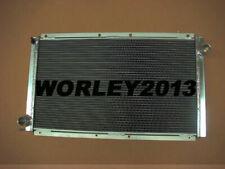 Aluminum radiator for SUBARU IMPREZA WRX GC8 STI 2.0L 1992-2000 Manual