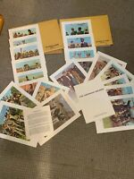 The American Soldier Print Picture Set 1&2 Gov't Printing Office 20 sheets c791