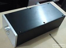 Full Aluminum Enclosure case power amplifier box chassis 145*90*311mm W*H*D
