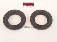 Big Dog Motorcycles Factory Front Wheel Seals - 2000-2018