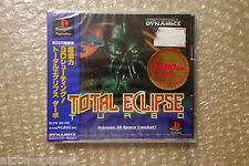 BRAND NEW Total Eclipse Sony PS1 Playstation Japan Neuf!