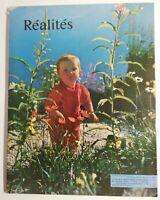 #4 revue Réalités N 130 novembre 1956 le siècle de l'enfant-roi France - Allemag