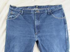 Wrangler 47MWZ Faded Denim Jeans Tag 42x30 Measure 42x30 Cowboy
